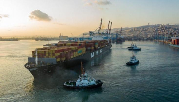 BAE'den Gönderilen İlk Kargo Gemisi İsrail'e Ulaştı!