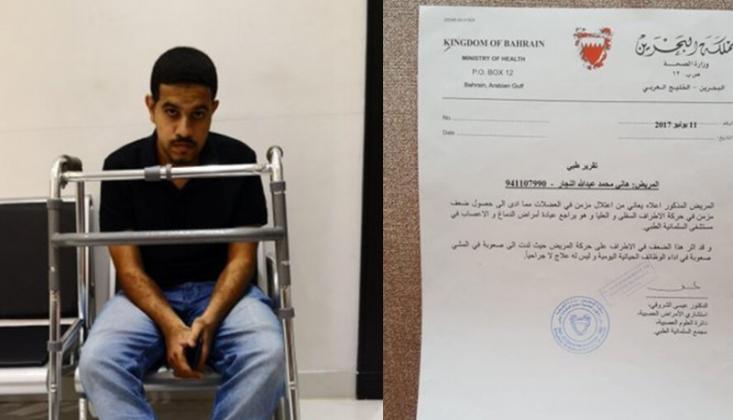 Bahreyn'de İnsan Hakları İhlalleri Sürüyor