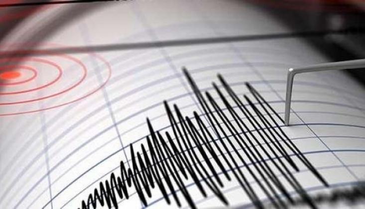 Marmara Açıklarında 4.2 Büyüklüğünde Deprem