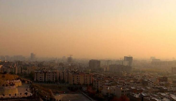 Havaki Azotdioksit Yüzde 38 Yükseldi