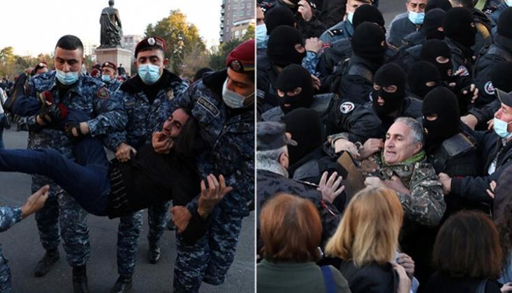 Ermenistan'da İç Savaş An Meselesi