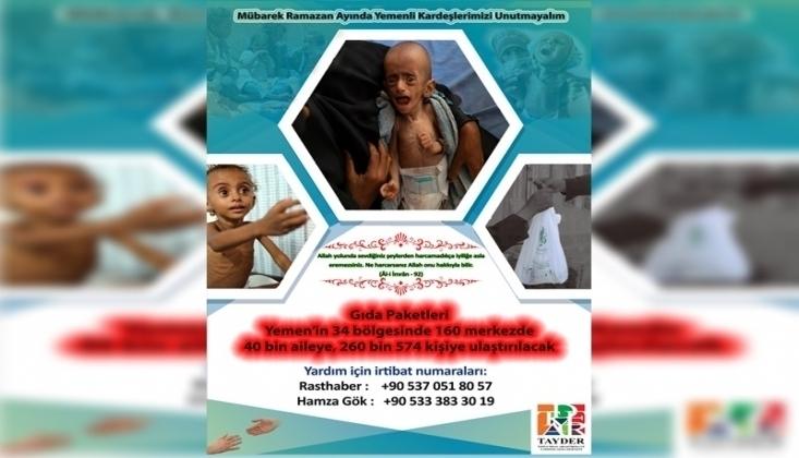 Mübarek Ramazan Ayında Yemenli Kardeşlerimizi Unutmayalım