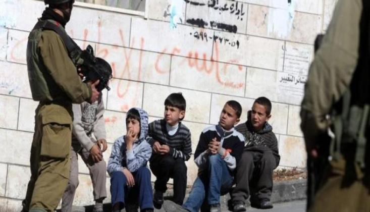 Siyonistlerin Kudüs'te 800 Çocuğu Yerinden Etme Komplosu