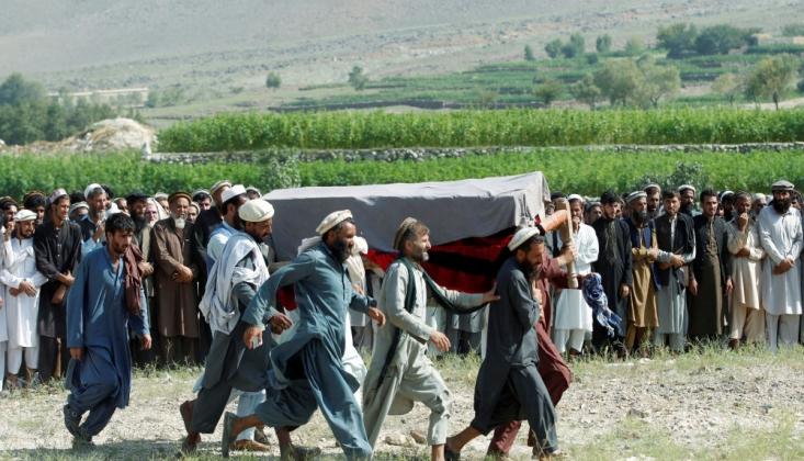 Afganistan'da 100 Bin Sivil Öldü veya Yaralandı