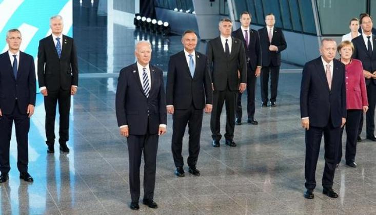 NATO Liderler Zirvesi Bildirisi Yayınlandı