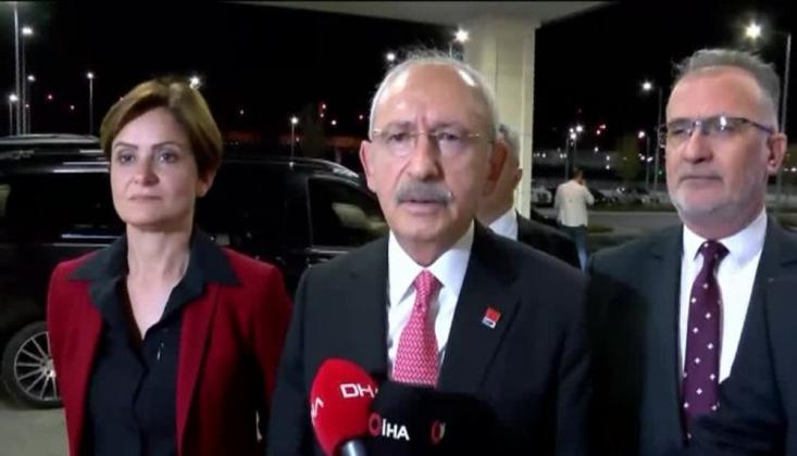 Türkiye Yönetiminin Süratle Şam Yönetimiyle Görüşmesi Lazım