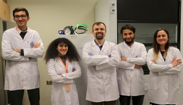 Türk Bilim İnsanları Domuz Gribini 5 Dakikada Tespit Edebilecek Cihaz Geliştirdi