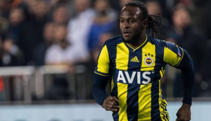 Fenerbahçe'ye Moses Müjdesi