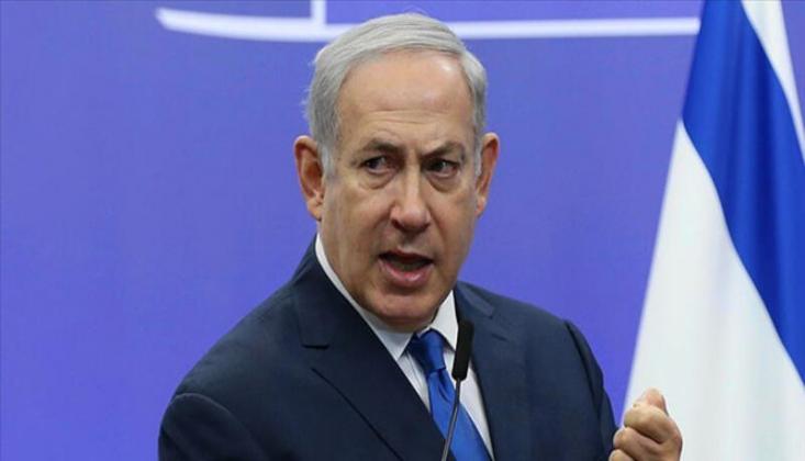 Netanyahu Küstah Açıklamalarına Devam Ediyor