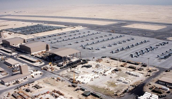"""Bahreyn'deki ABD Askeri Üssü Bir """"İşgal""""dir"""