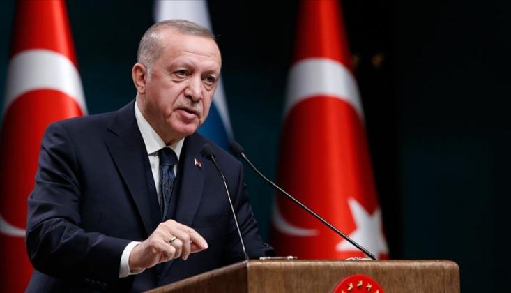 Erdoğan'dan Kısıtlama Sinyali