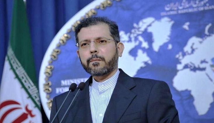 İran'dan BM' ye Tepki