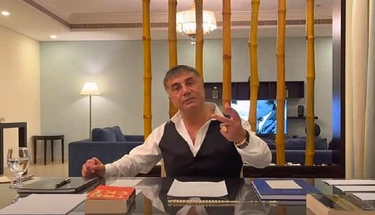 Sedat Peker'den '10 bin dolar' İddialarına İlişkin Açıklama