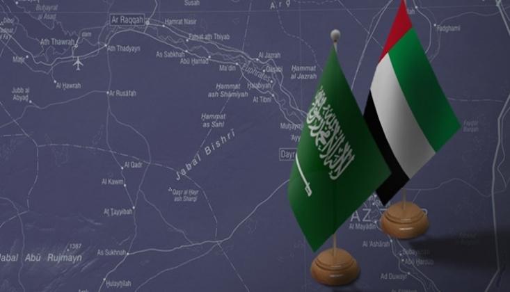 BAE ve Arabistan'ın ABD İşgalini İstikrara Kavuşturma Çabaları
