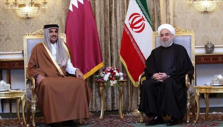 Katar Emiri'nin İran'a Ziyaretinin Önemi
