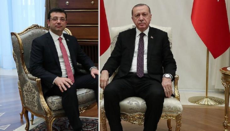 Yabancı Basından İmamoğlu'na Erdoğan Sorusu