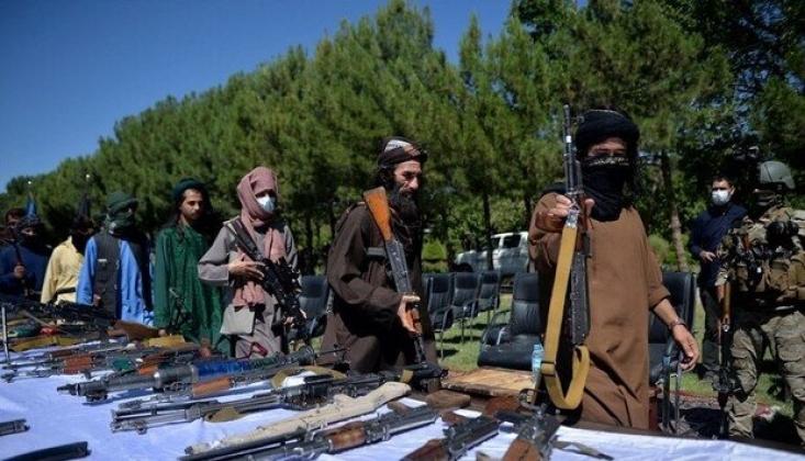 Rusya: Afganistan'ın Başkalarının Askeri Desteğine İhtiyacı Yok