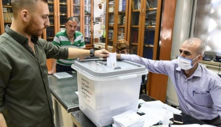 Suriye'de Seçim Sona Erdi