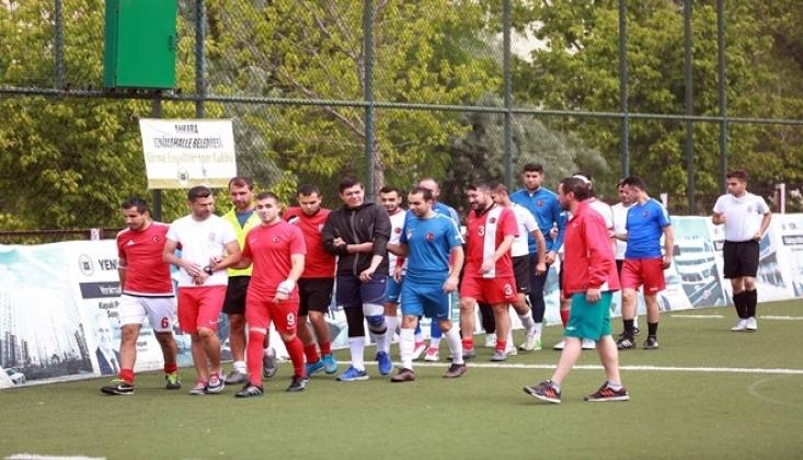 Görme Engelliler Futbol Milli Takımı Bronz Madalya İçin Sahada