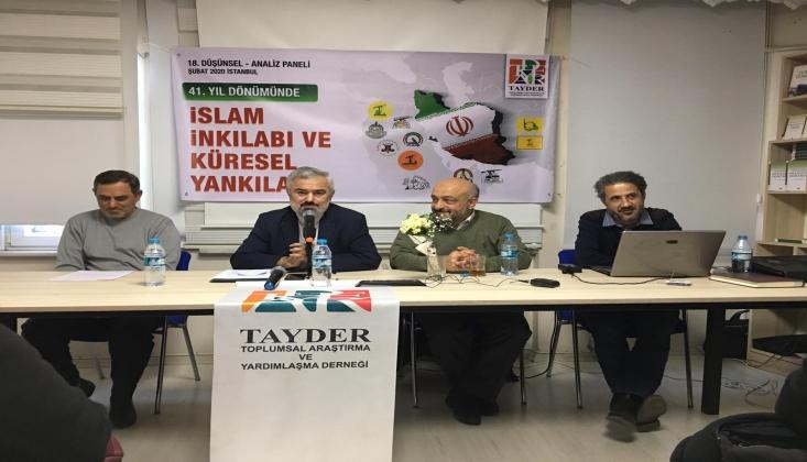 İslam İnkılabı ve Küresel Yankıları Paneli / FOTO