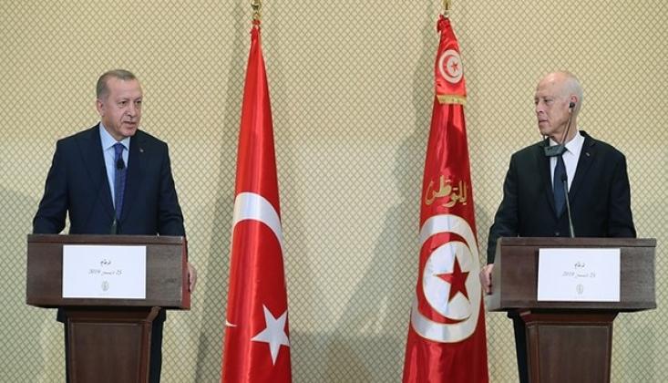 Erdoğan'dan 'Türk Askeri Libya'ya Gidecek Mi?' Sorusuna Cevap