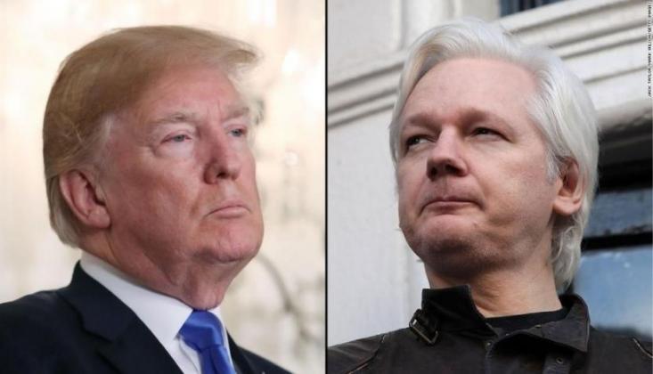 ABD Yönetiminden Assange'a Af Teklifi: İstediğimiz Belgeleri Verirsen...