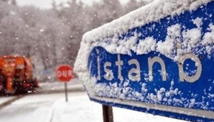 İstanbul Valiliği Kar Yağışı İçin Genelge Yayınladı