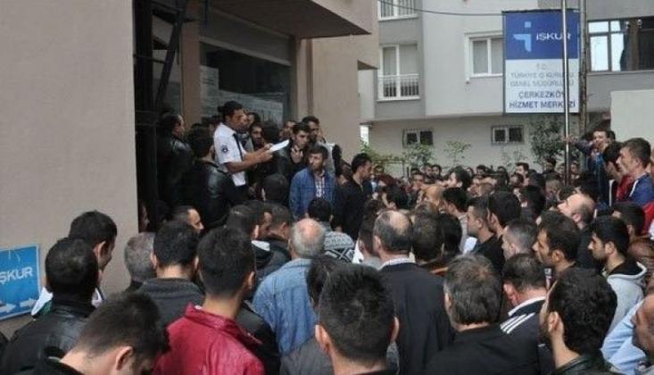 İstanbul'da İşsizlik Rekor Kırdı!