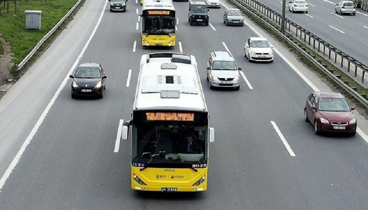 İstanbul'da Toplu Taşıma Kullanımı Yüzde 48 Azaldı