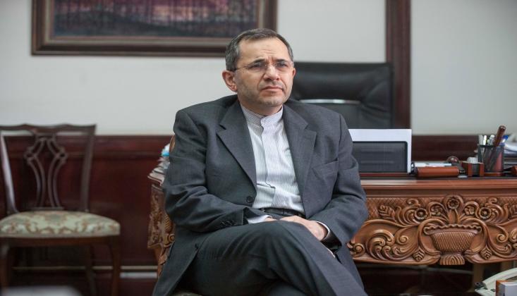İran'ın BM Daimi Temsilcisi: Suriye Topraklarının İşgaline Son Verilmeli