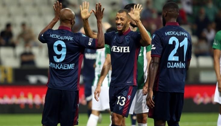 Trabzonspor 51 Hafta Sonra Lider!