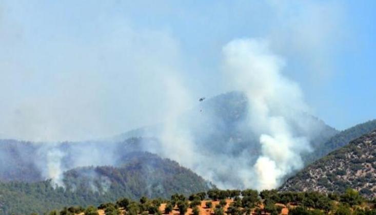 Yangınlar Kontrol Altına Alındı; 'İmara Açılmayacak'