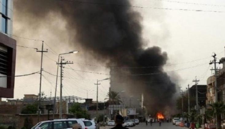 Bağdad'ta 4 Patlama