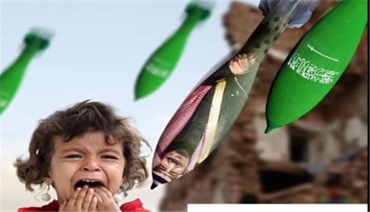 Yemenli Çocuklar Kanser Oluyor