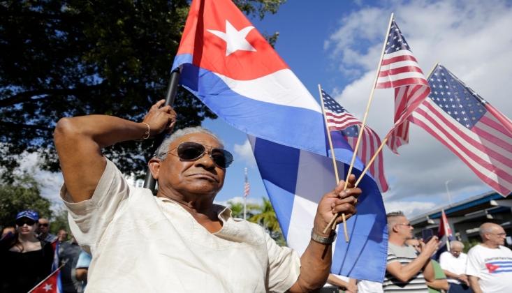 Küba'da ABD Provokasyonu