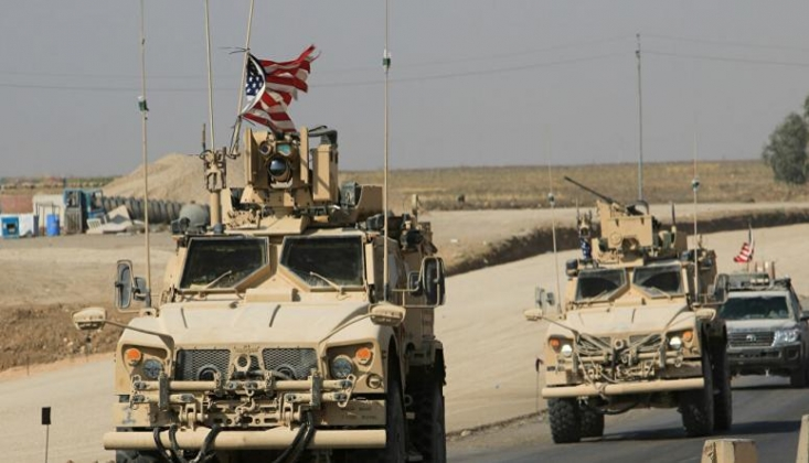 Suriyeli Militan: ABD'li Eğitmenlerin Gözetiminde Eğitildik