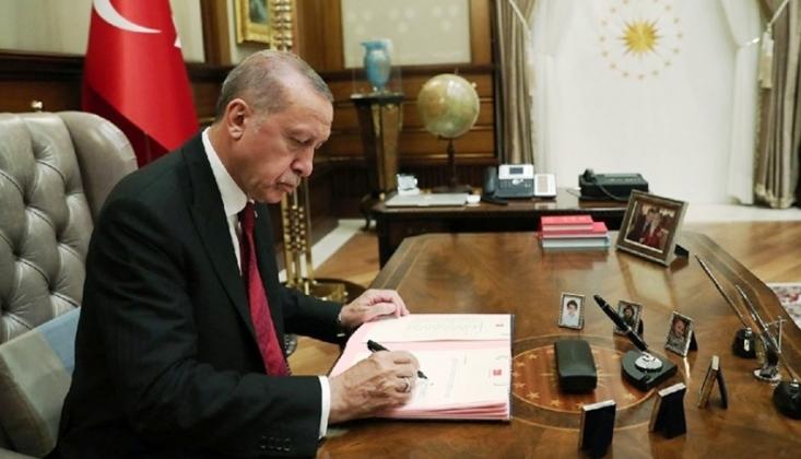 Cumhurbaşkanı Erdoğan, Lübnan Cumhurbaşkanı Mişel Avn İle Görüştü