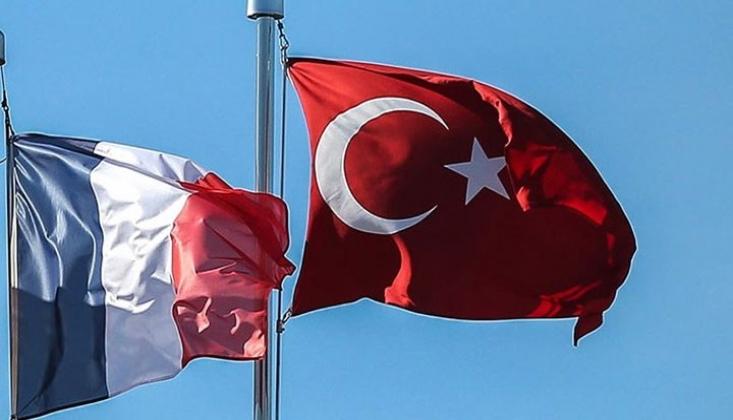Fransa'dan Türkiye'deki Vatandaşlarına Uyarı