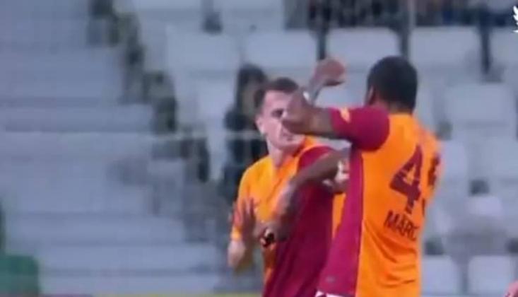 Galatasaray'dan Marcao'ya Dev Ceza!