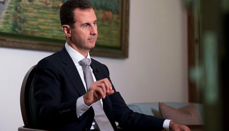 Esad'ın Korona Tedavisi İçin Rusya'ya Gittiği Yalanlandı