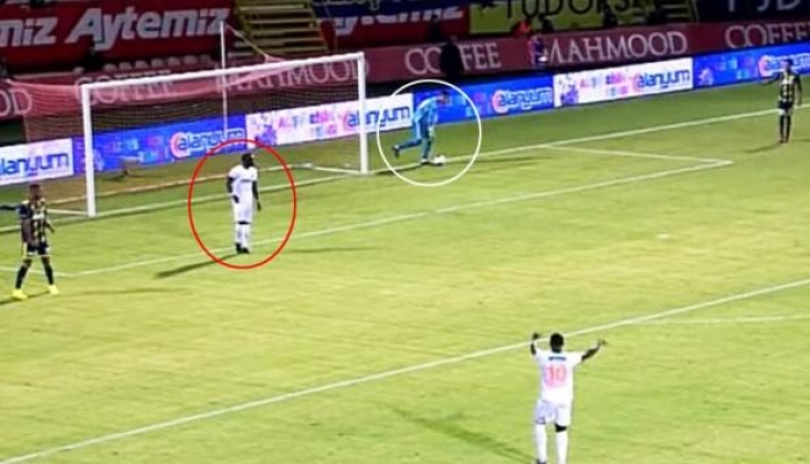 Fenerbahçe Maçında Kural Hatası İddiası!