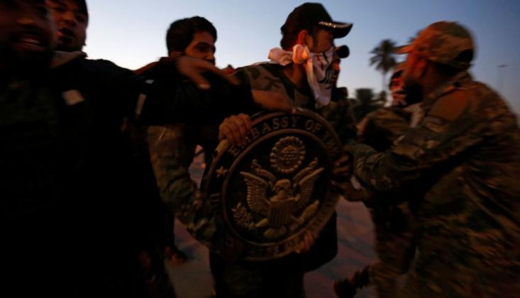 ABD, Irak'taki Protestolar Üzerine Vatandaşlarını Uyardı
