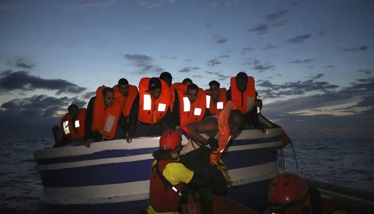 Libya'da 269 Sığınmacı Kurtarıldı