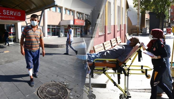 İstanbul'da 793 Kişi Kurban Keserken Yaralandı