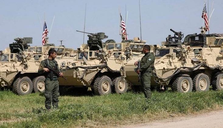 ABD Suriye'de Yeni Bir Üs Kuruyor