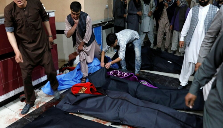 IŞİD, Afganistan'da Eğitim Merkezine Saldırdı: 18 Ölü, 57 Yaralı