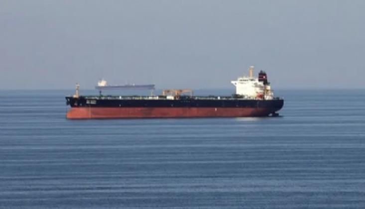 İran BAE'ye Kaçak Akaryakıt Taşıyan Gemiye El Koydu