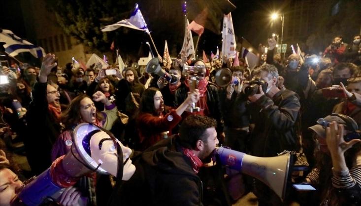 Netanyahu'nun İstifası İçin Düzenlenen Gösteriler, 26. Haftasında