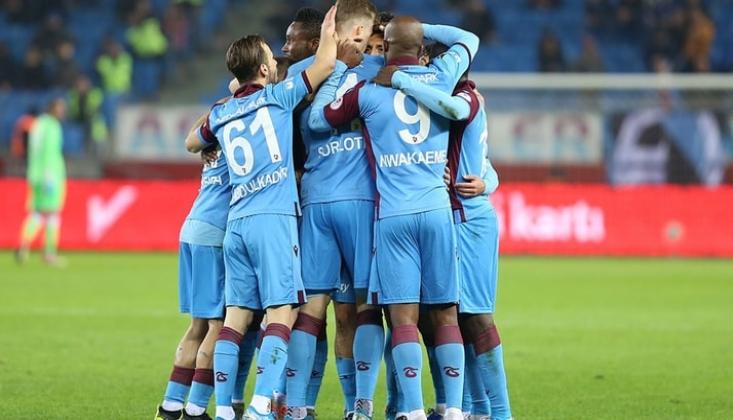 Trabzonspor Kupada Önemli Bir Avantaj Elde Etti