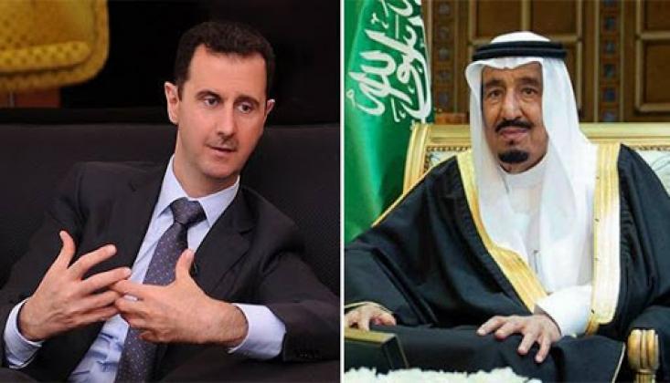 Al Jazeera: Suudi Arabistan ve Suriye Anlaşmaya Yakın